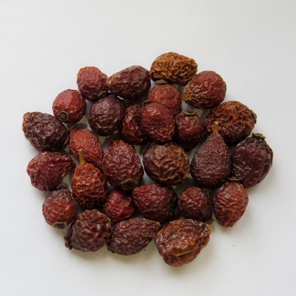 Dogrose fruit