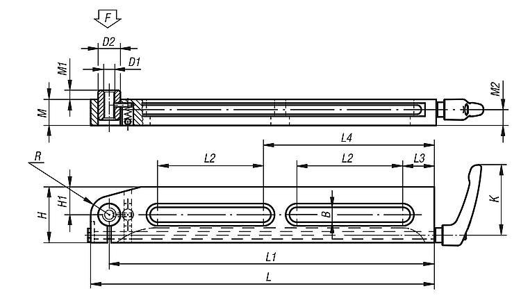 Workpiece Supports - Support elements