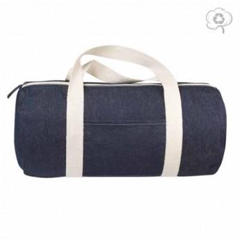 Sac de sport en DENIM recyclé BE83 - Réf: BE83