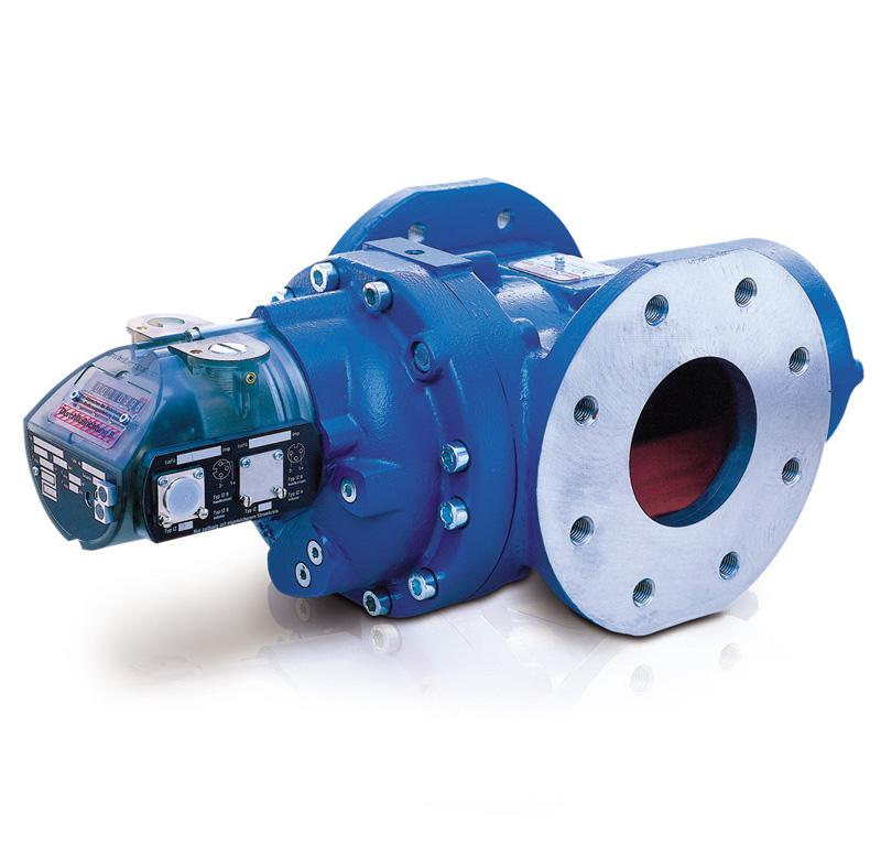 AERZEN Rotary piston gas meter Za/Zc/Ze
