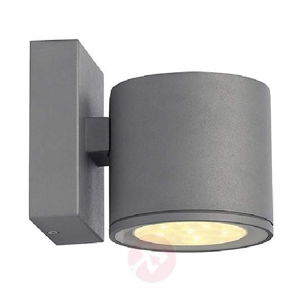 Sitra Attractive LED Exterior Wall Lamp - Outdoor Wall Lights