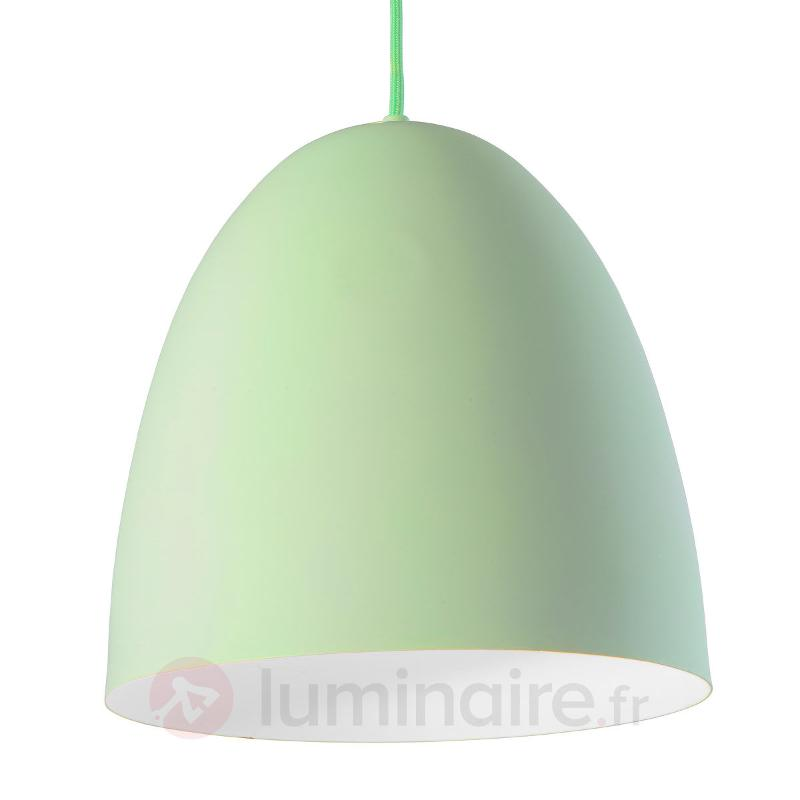 Suspension vert menthe Viola en métal - Toutes les suspensions