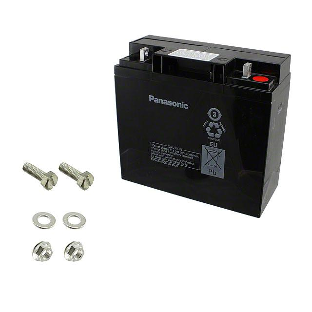 BATTERY LEAD ACID 12V 17AH - Panasonic - BSG LC-RD1217P