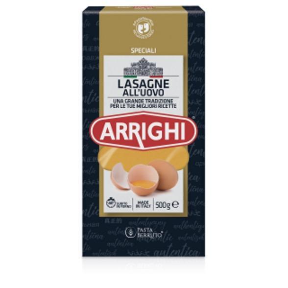 Egg Lasagne - null