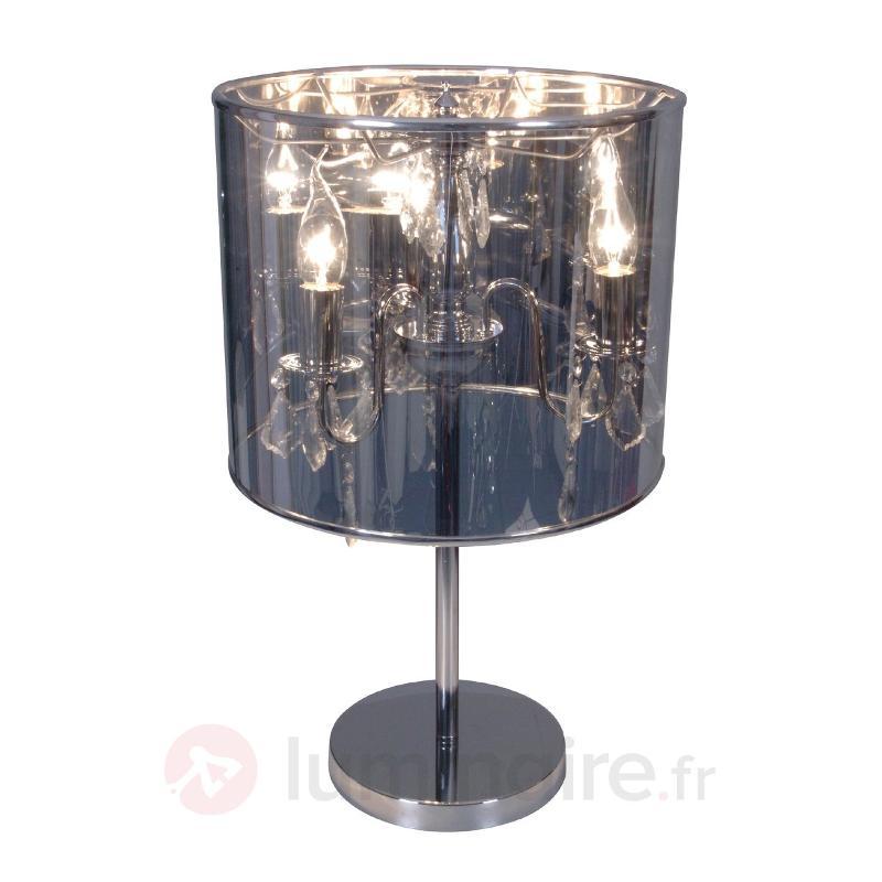 Lampe à poser Claudine avec un ravissant design - Lampes de chevet