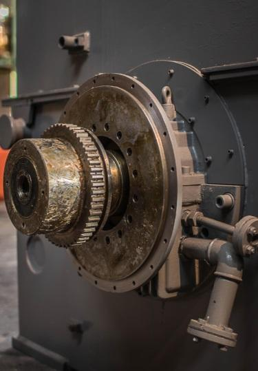 Motor de 3400 kW en venta - ČKD 4V 202-02H - ČKD 4V 202-02H