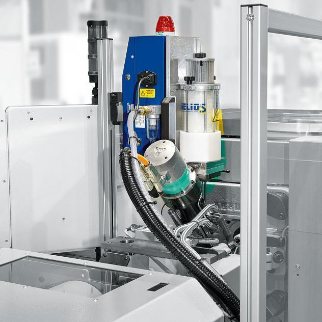 Mini Kunststoffgranulat-Trockner JETBOXX® - Kompakter Mini-Aufsatztrockner für kleine Material-Durchsätze