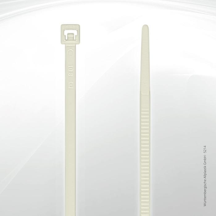 Allplastik-Kabelbinder® cable ties, standard - 5214 C (natural)