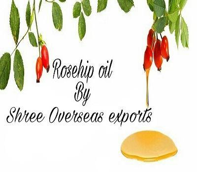 Organic Rosehip Oil - USDA Organic