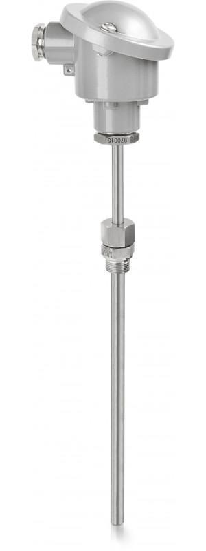 OPTITEMP TRA-TS37 - Sonda de temperatura de resistencia / de rosca / IP68