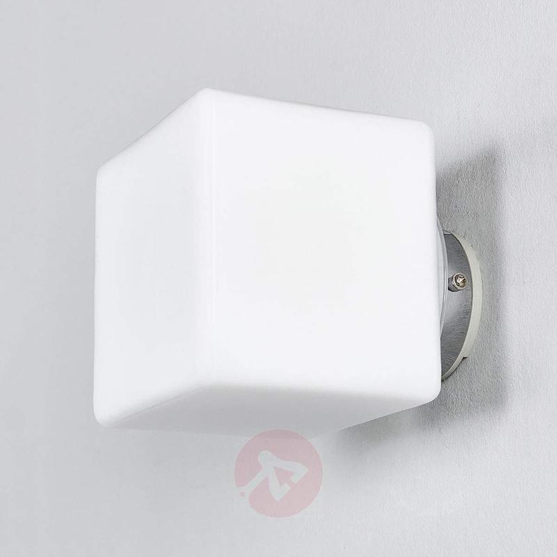 Square wall light RUI - Wall Lights
