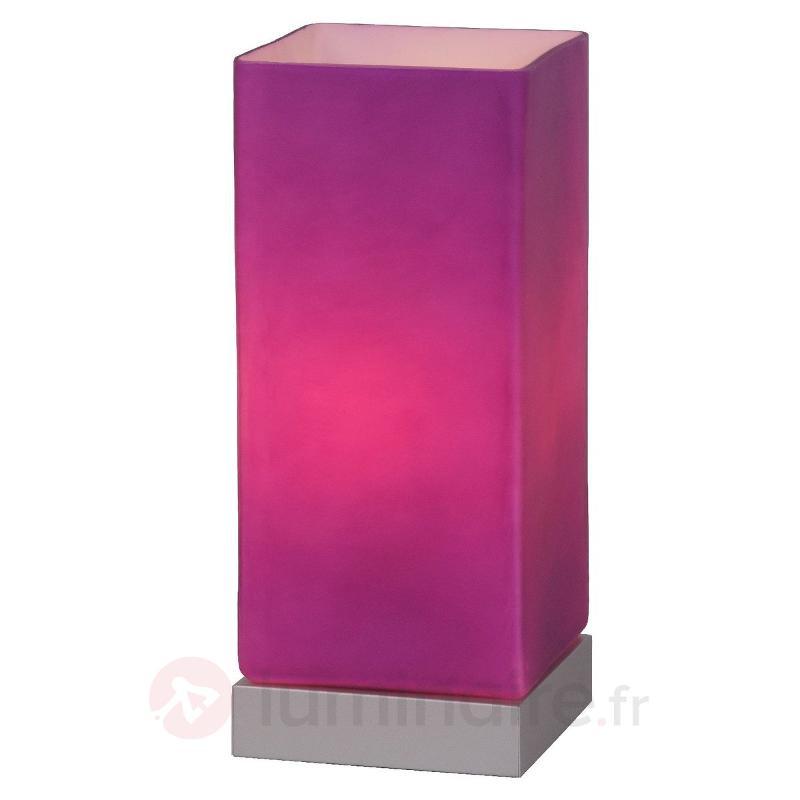 Lampe à poser tendance Colour Touch - Lampes de chevet