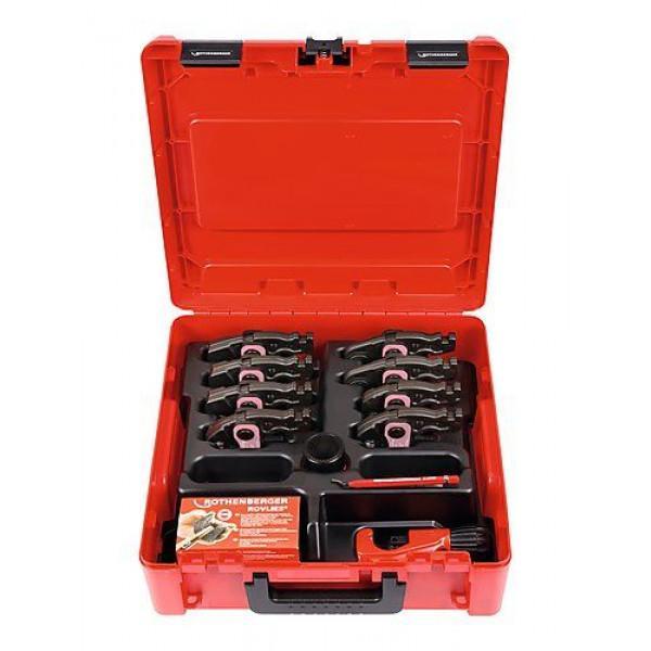 """Pressbacken Set Compact MaxiPro 1/4""""-1.1/8"""",... - Kälte Werkzeug"""