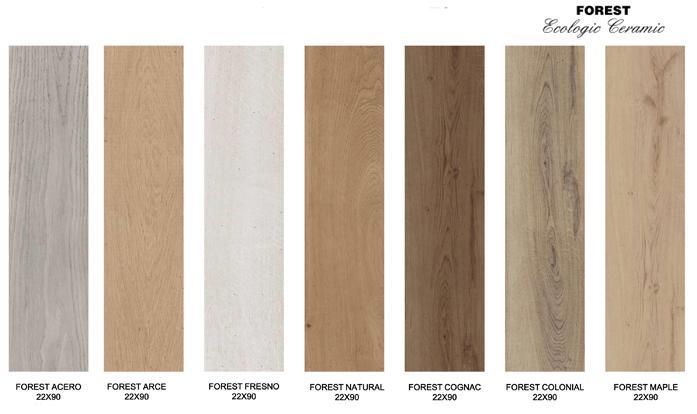 FOREST, dalle céramique recomposée de PORCELANOSA - null