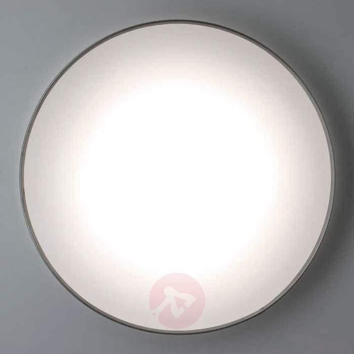 SUN 4 LED stainless steel ceiling light - Ceiling Lights