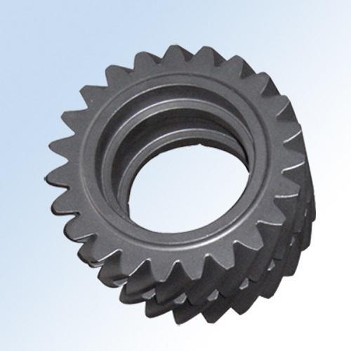 Elevator spline gears -