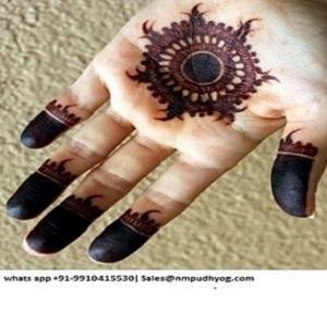 organic tattoo Top quality henna - BAQ henna78620415jan2018