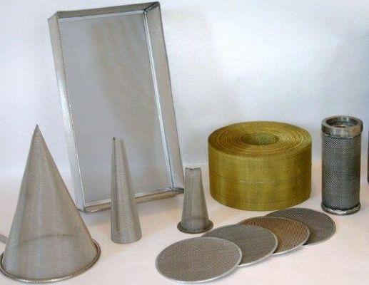 Filtres en toile métallique - Filtres Toiles Métalliques