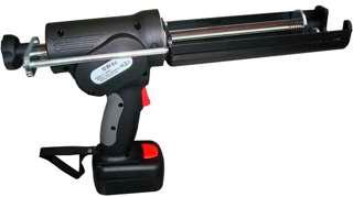 Customized sealant and adhesive applicator - PowerMax HPD-3015-10.8V Li-Ion
