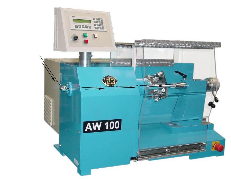 Ankerbewickeln - AW 100