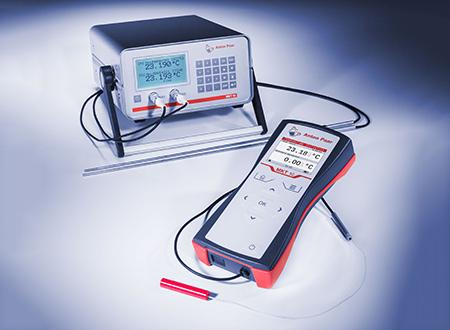High-precision thermometers: MKT 50 and MKT 10 - ASTM E1137 High-Precision Thermometers