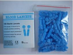 blood lancet - null
