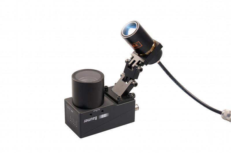 Montagelösung für Baumer VeriSens - LUMIMAX® Montagelösung für Baumer VeriSens XC-Serie