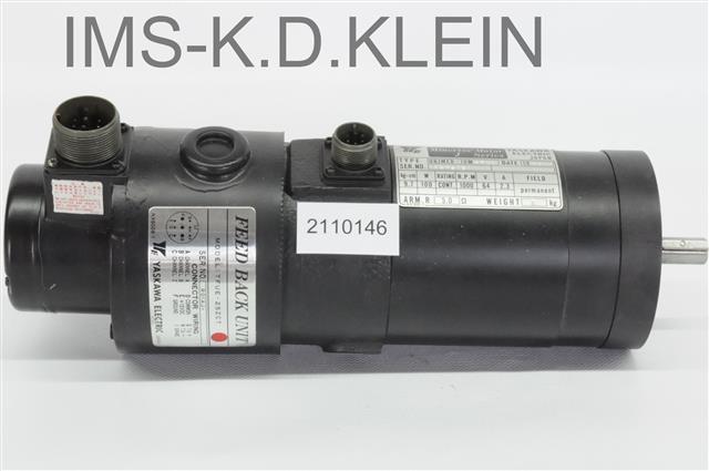 Motor UGJ MED 10 MSF 21 - S-2110146
