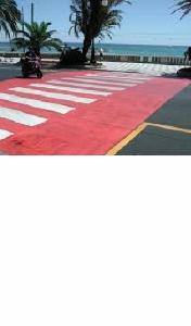 Vernice spartitraffico - Vernice per cantieri stradali