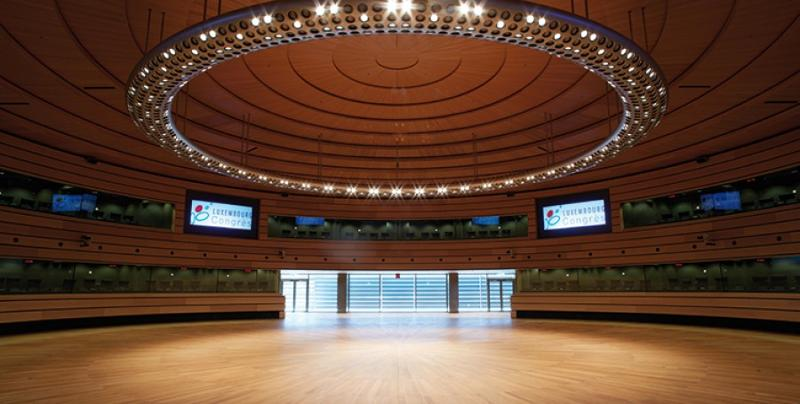 Salle de Conférence 2 - European Convention Center  - Service Evenementiel