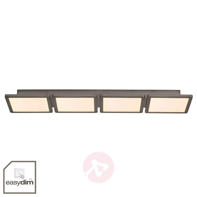 4-bulb easydim ceiling light Scope with LEDs - indoor-lighting