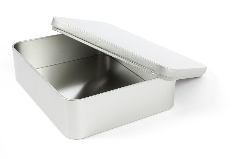Rectangular Tin Premium - null
