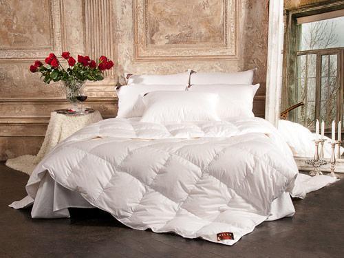 Одеяло Helen 200×220см, 100% гусиный пух экстра