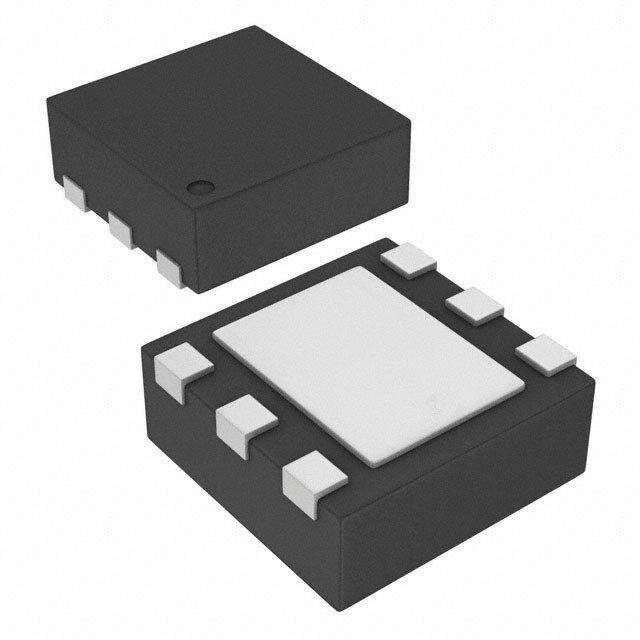 IC HOT SWAP CTRLR GP 6-SON - Texas Instruments TPS25200DRVR