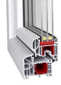 Fenêtres en PVC | Id 4000  -