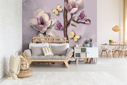 Photo wallpaper  - Non-woven photo wallpaper Harmony 3х2,7 cm (art. u-23213078)
