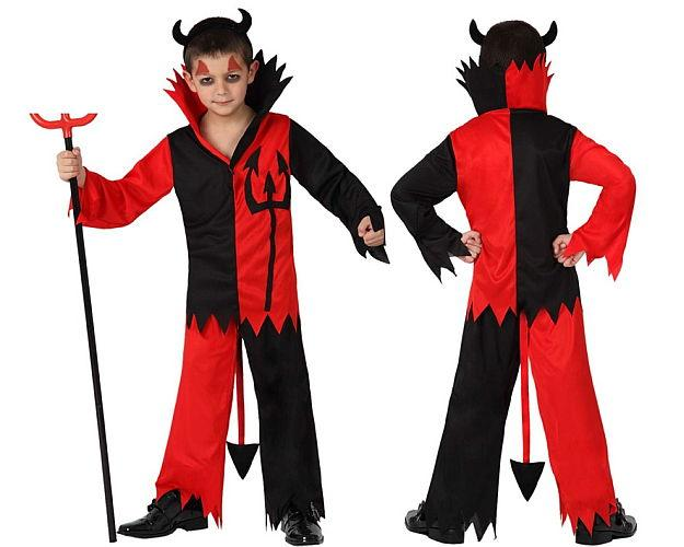 Costume petit diable - null