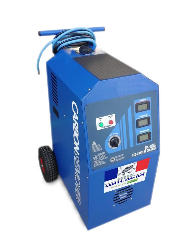 Machine de Décalaminage pour Moteurs véhicules, Motos,... - Décalamineurs et valise diagnostic