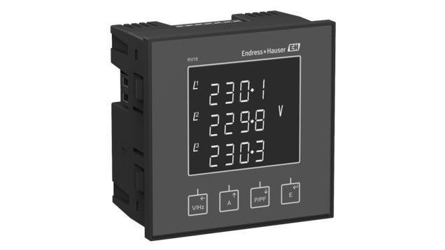 composants systeme enregistreur datamanager - compteur energie electrique multifonctionnel RV15