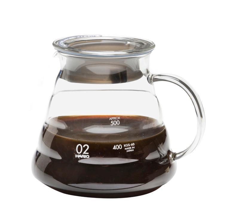Dripper Hario V60 - Dripper Hario V60 per estrazione filtro manuale caffè americano