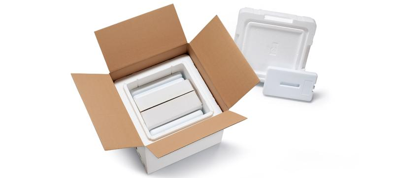 Temperature-Controlled Protective Packaging - null