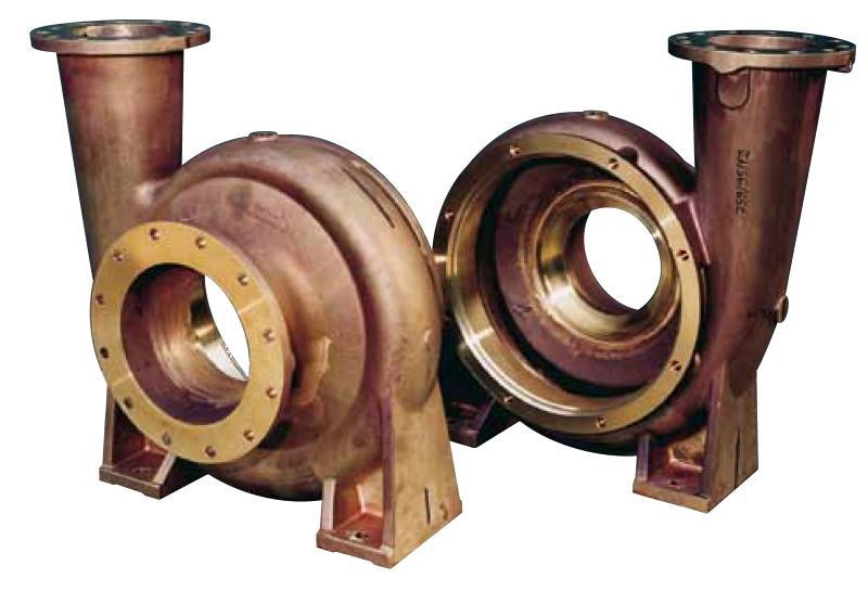 Pumpengehäuse - Wasserkraft