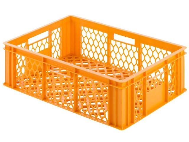 Stacking box: Robo 198 - Stacking box: Robo 198, 600 x 400 x 198 mm