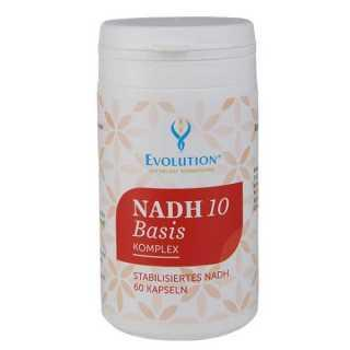 NADH 10 Basis Complex 60 Capsules - null