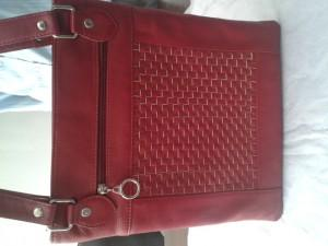 Purse in Leather  -