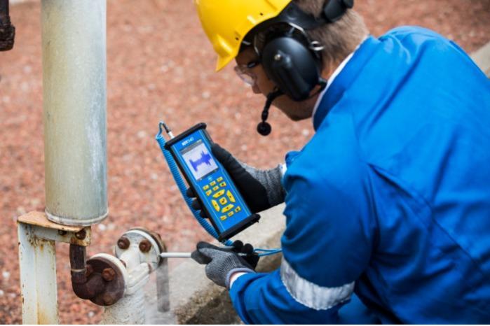SDT340 - Détectez, mesurez et analysez les ultrasons et les vibrations