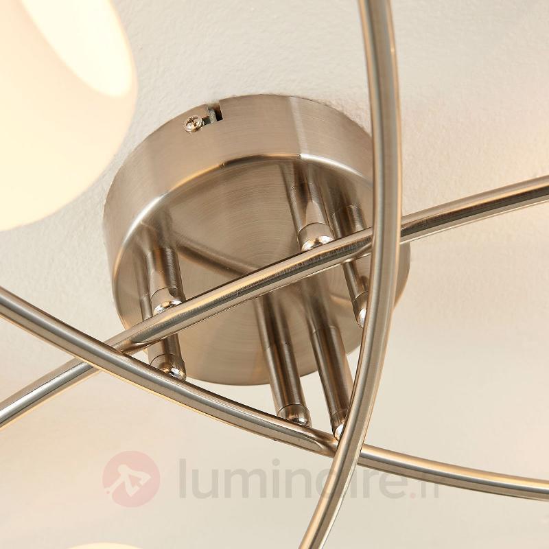 Plafonnier extravagant Muriel - Plafonniers LED