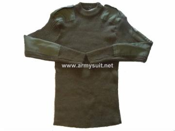 Army Sweater,Olive Drab - PNS-PUL03