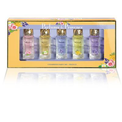 Les Parfums de Provence - Re PP5 - Coffrets de Miniatures