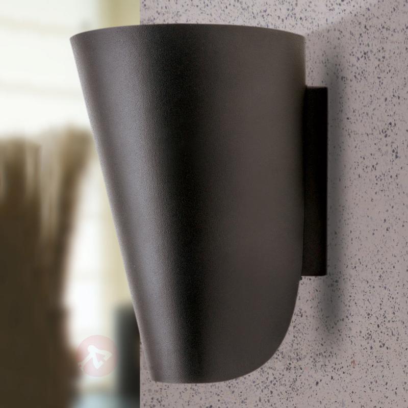 Applique d'extérieur LED Ulick, anthracite - Appliques d'extérieur LED